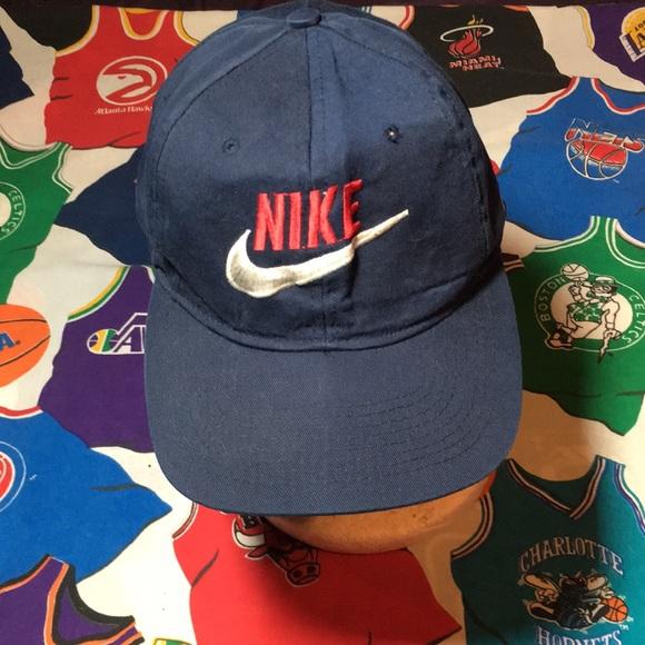 Vintage Nike Air SnapBack Hat